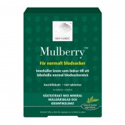 New Nordic Mulberry, 120 tabletter