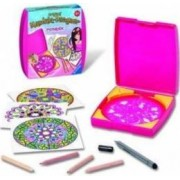 SET DE CREATIE MINI MANDALA ROMANTIC