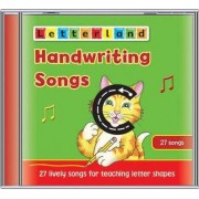 Handwriting Songs by Lyn Wendon