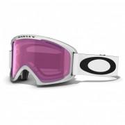 Oakley - O2 XL Violet Iridium - Skibrille rosa/grau