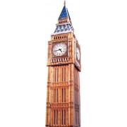 London Big Ben - World Great Architecture - 47 Pieces 3D Puzzle - Cubic Fun Series (japan import)