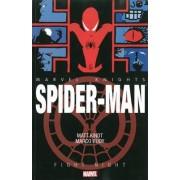 Marvel Knights: Spider-Man: Fight Night by Matt Kindt