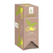 Зелен чай Dallmayr с аромат на лимон 25 пакетчета