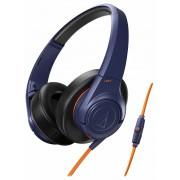 Audio-Technica ATH-AX3iS (albastru marin)