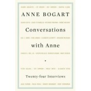 Conversations with Anne by Anne Bogart