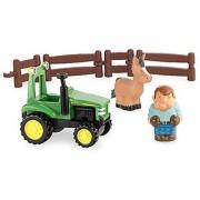 John Deere 1st Farming Fun Tractor Fun Playset