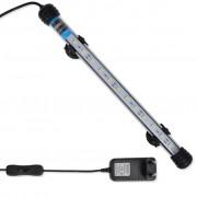 vidaXL LED akvarijní lampa 28 cm - studené bílé světlo