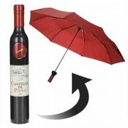 Wijnfles Paraplu