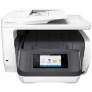 Multifunctional HP Officejet Pro 8730 e-All-in-One, inkjet, Fax, A4, 24 ppm, Duplex, ADF, Retea, Wireless