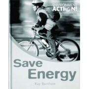 Read Write Inc. Comprehension: Module 30: Children's Books: Save Energy Pack of 5 books by Kay Barham