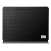 DeepCool N1 slim - base portatile con ventola, Nero