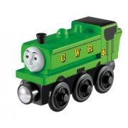 Mattel BDG01 trene de juguete - trenes de juguete (Verde, Madera, 3 Año(s))