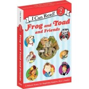 Frog and Toad and Friends Box Set by Jeff Brown