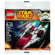 LEGO Star Wars A-Wing Starfighter Polybag (30272)