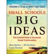 Small Schools, Big Ideas by Mara Benitez
