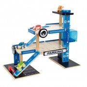 Hape Garage avec parking E3005