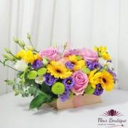 Carte cu flori Summer Dream CTF036