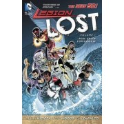 Legion Lost: Run from Tomorrow Volume 01 by Pete Woods