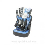 LORELLI BERTONI AUTO SEDIŠTE X-DRIVE PLUS SKYLINE BLUE 9-36KG