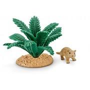 Schleich Vida Salvaje 42323 figura de juguete para niños - figuras de juguete para niños (Marrón, Verde, Niño/niña, Animals)