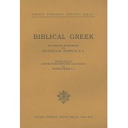 Biblical Greek by Max Zerwick