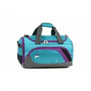 Fila Sports Duffel Bags Teal Blue