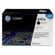 HP C9720A [BK] #No.641A toner (eredeti, új)