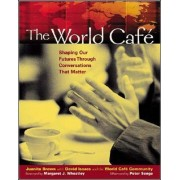 The World Cafe by Juanita Brown