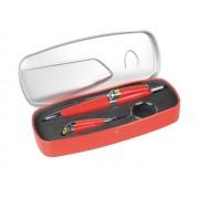 Set bolígrafo+llavero Ferrari air intake