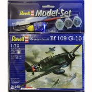 Revell Model Set Messerschmitt Bf 109 G-10 repülő makett revell 64160