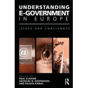 Understanding E-government in Europe by Paul G. Nixon