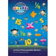 Heinemann Active Maths - First Level - Exploring Number - Activity Photocopiable Masters by Amy Sinclair