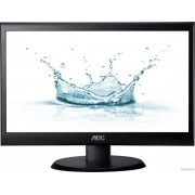 "Monitor TN LED AOC 18.5"" e950Swdak, HD Ready (1366 x 768), DVI, VGA, 5 ms (Negru)"