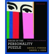 Pieces of the Personality Puzzle by David C Funder