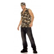 Elegant Moments 9276 Army Man Costume Set