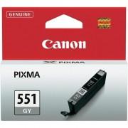 CANON CLI-551GY, Grey InkJet Cartridge (BS6512B001AA)