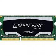 Crucial Ballistix Sport 8GB 204-Pin DDR3 SO-DIMM DDR3 1866 (PC3 14900)