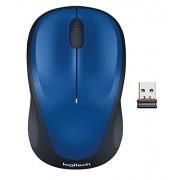 Logitech M235 Wireless Mouse (Blue)
