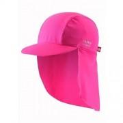 REIMA Czapka Reima do kąpieli UV 50+ Reima SOMME osłona karku różowa (supreme pink) mailing (-44%)