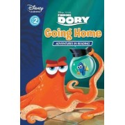 Finding Dory: Going Home - Adventures in Reading (Level 2)