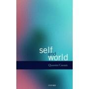 Self and World by Quassim Cassam