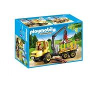 Playmobil 6813 - Camion-Gru dei Boscaioli