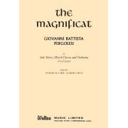 The Magnificat by Giovanni Battista Pergolesi