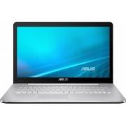 Laptop Asus N752VX Intel Core Skylake i7-6700HQ 1TB+256GB 16GB Nvidia GeForce GTX 950M 4GB UHD IPS