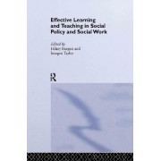 Effective Learning and Teaching in Social Work and Social Policy by Hilary Burgess