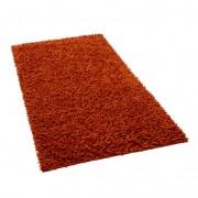 Natuurvezel-hoogpolig tapijt, terra 160 × 230 cm