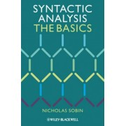 Syntactic Analysis by Nicholas Sobin