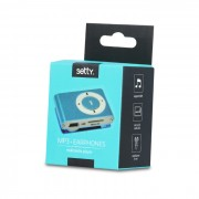 MP3 Player Setty Albastru Blister