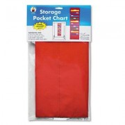 CARSON-DELLOSA PUBLISHING Storage Pocket Chart CDPCD5653