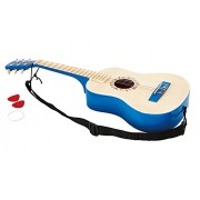 Hape Early Melodies - Vibrant Blue Guitar Music Set